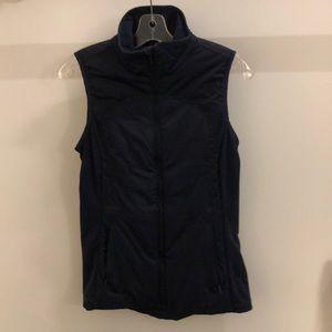 Lululemon navy puffer vest sz 8 62914